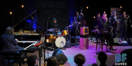 Live at Tractorgrease: Harpdog Brown & The Uptown Blues Band tickets