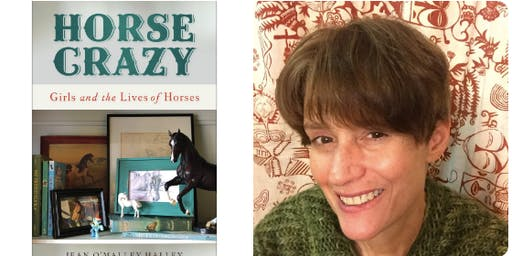 Author Talk: Horse Crazy with Jean Halley