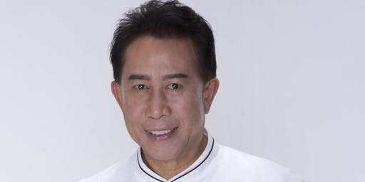 Cooking Demo with Chef Martin Yan