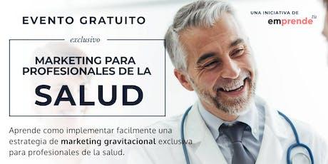 Marketing para Profesionales de la Salud: Como obtener pacientes nuevos cada semana. boletos