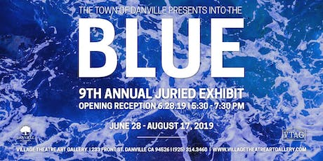 Into The Blue Art Exhibit  tickets