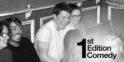 1st Edition Comedy Club