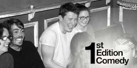 1st Edition Comedy Club tickets