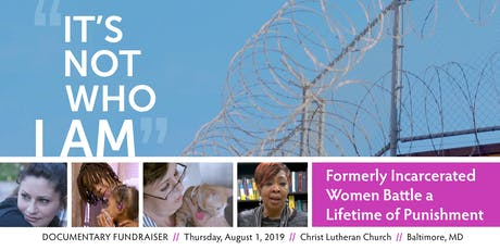 Fundraiser for a DOCUMENTARY—About Formerly Incarcerated Women who face a Lifetime of Punishment tickets