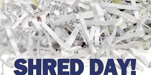 Emmarts  UMC Shred Day