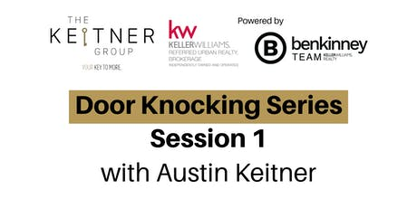 Door Knocking Series - Session 1 - with Austin Keitner tickets