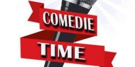 Comédie Time #31 billets