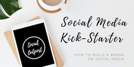 Social Media Kick-Starter tickets