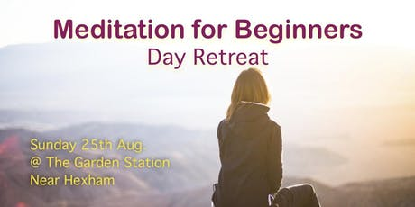 Meditation for Beginners - Day Retreat tickets