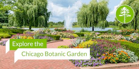 Chicago Botanic Garden Tour with Pines Village tickets