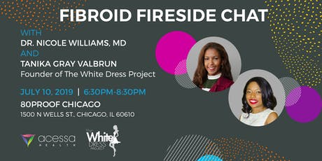 Chicago Fibroid Awareness Month Fireside Chat tickets