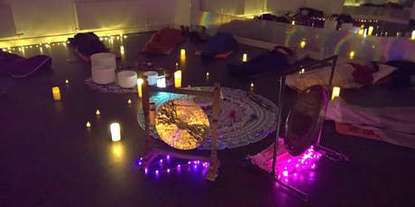 July Sound Therapy Relaxation Class Hextable Kent tickets