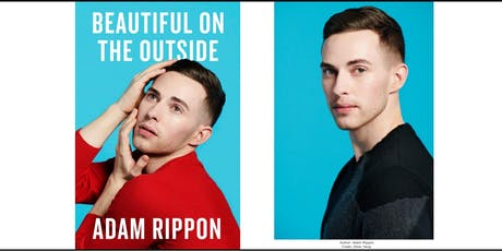 "Adam Rippon -- ""Beautiful on the Outside"" tickets"