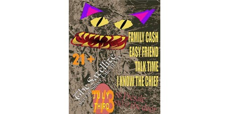 EasyFriend with I Know The Chief, Talk Time, and Family Cash tickets
