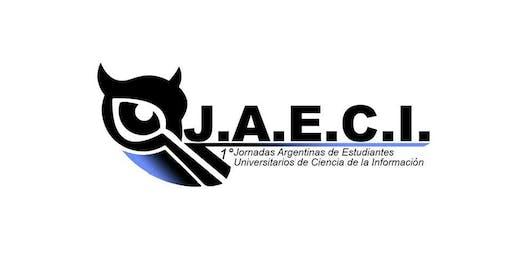 1° Jornada Argentina de Estudiantes Universitarios de Ciencias de la Información
