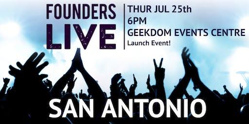 Founders Live San Antonio
