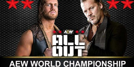 AEW ALL OUT - Wrestling PPV + PIZZA tickets