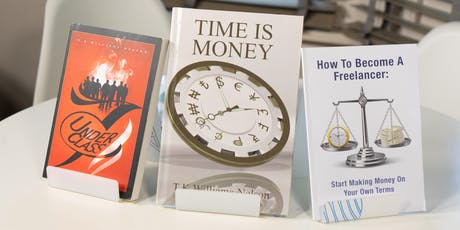 Time Is Money Talk - How To Write & Publish Your Book tickets
