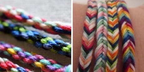 KIDS Friendship Bracelets tickets