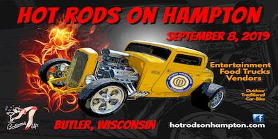 Hot Rods on Hampton