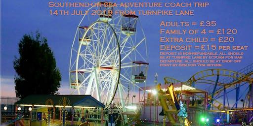 Southend-On-Sea Coach Trip