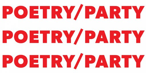 POETRY's Fall Party