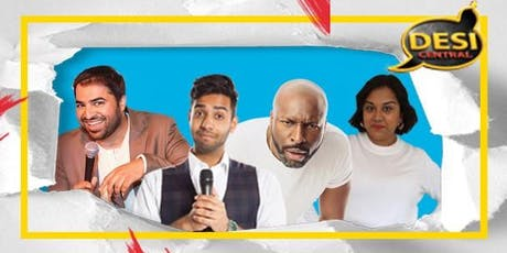 Desi Central Comedy Show : Bedford tickets