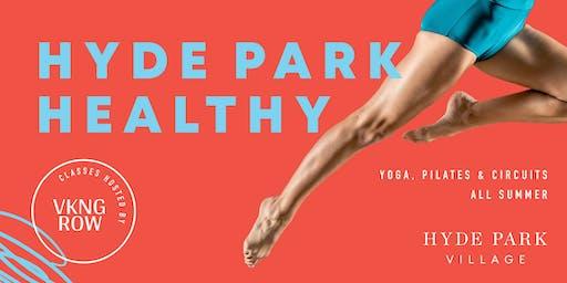 Hyde Park Healthy - Yoga
