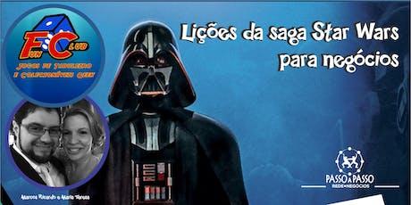 Empresário Jedi: Você acredita na sua Força? ingressos