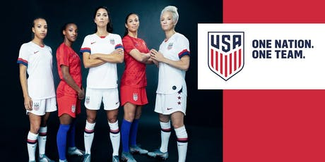 Team USA vs France: Women's World Cup Watch Party tickets