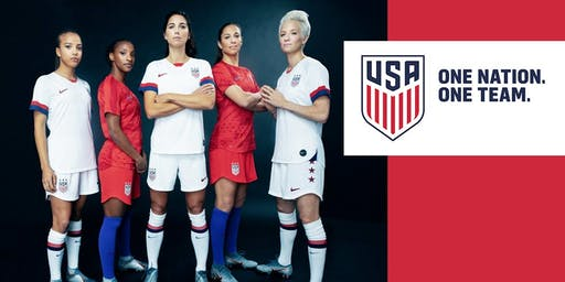 Team USA vs France: Women's World Cup Watch Party