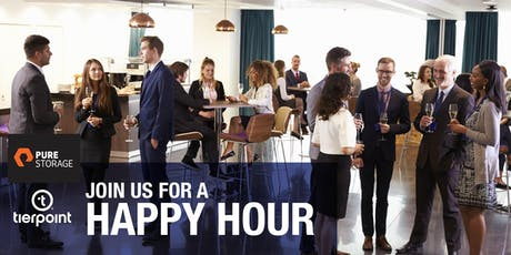 TierPoint and Pure Storage Happy Hour Seattle - Heritage Distillery – Capitol Hill tickets