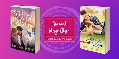Las Colinas Book Club: Animal Magnetism tickets