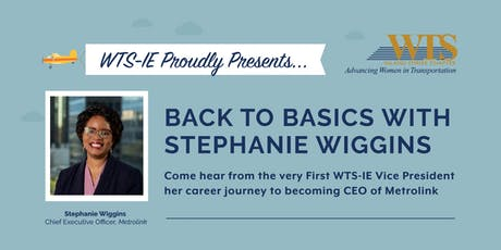 WTS-IE July Luncheon: Back to Basics with Stephanie Wiggins tickets