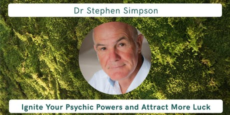 Ignite Your Psychic Powers and Attract More Luck tickets