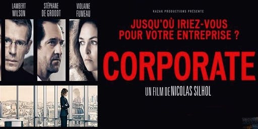 Tuesday French Movie Night: Corporate