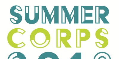 Youth Job Center: Summer Corps - End of Summer Celebration