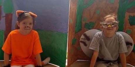 Wild American Animals! 1st-4th Grade Workshop at Dobson Montessori tickets