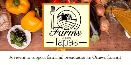 Farms are the Tapas! tickets