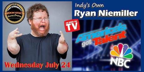 Ryan Niemiller Live from Moontown tickets