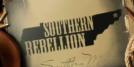 Southern Rebellion at Farmer Bob's Campground
