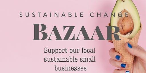 Sustainable Change Bazaar @ Chente