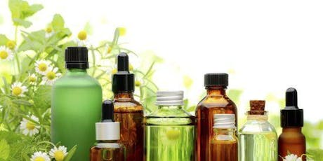 Using Essential Oils for Personal Care tickets