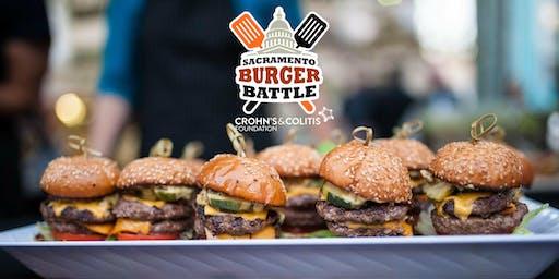 Sacramento Burger Battle 2019