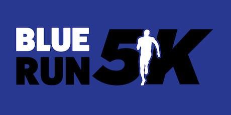Blue Run 2019 - Trooper Leon Bench Foundation tickets