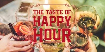 Taste of Happy Hour - Pacific Beach