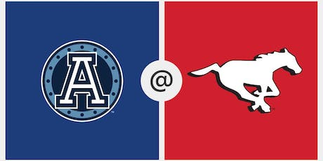Stamps Vs Argos Bike Tailgate Party tickets