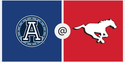 Stamps Vs Argos Bike Tailgate Party
