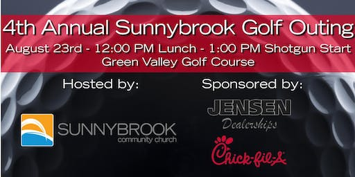 4th Annual Sunnybrook Golf Outing