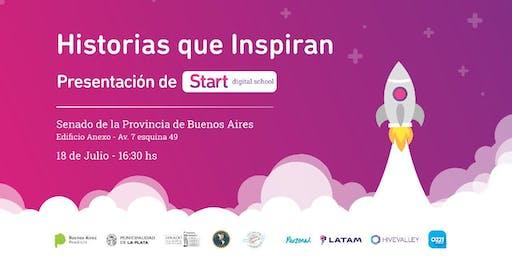 Historias que inspiran - Presentación de Start Digital School